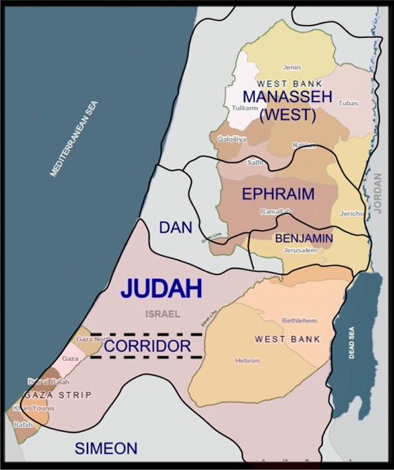 In siege against Judah and Jerusalem