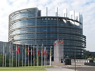 EU Parliament - Tower of Babel